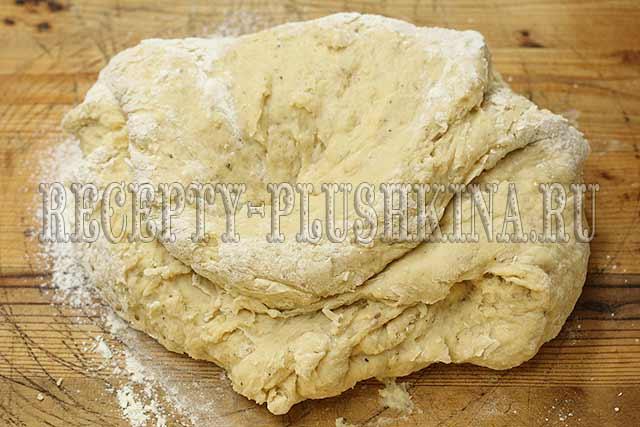 тесто для итальянского панеттоне
