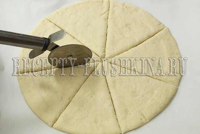 пицца из дрожжевого теста