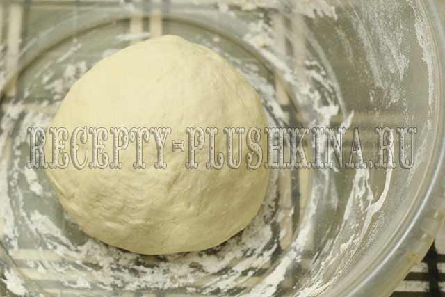 как сделать тесто для наполеона