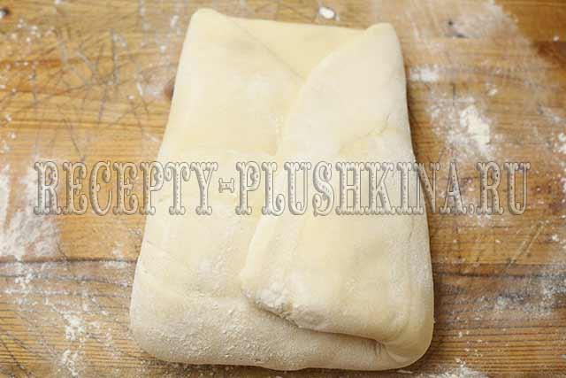 рецепт торта наполеон с фото пошагово