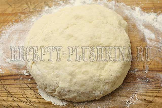 как сделать тесто для пышек на кефире