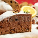 постная медовая коврижка монастырская рецепт