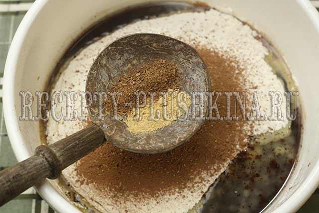 ароматизируем тесто пряностями