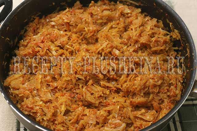 рецепт солянки с капустой и сосисками