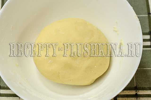 мягкое тесто для пирога