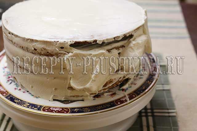 рецепт медового торта в домашних условиях