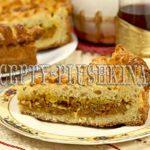 пирог с капустой и яйцом в духовке