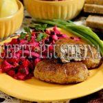 котлеты из капусты с фаршем рецепт