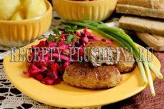 Котлеты из капусты с фаршем – самые вкусные, сочные