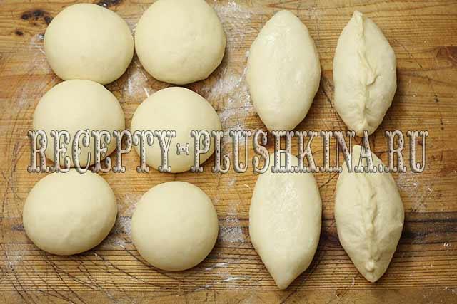 рецепт печеных пирожков с картошкой